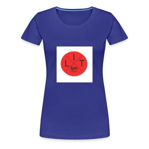 LIT LABS - Women's Premium T-Shirt