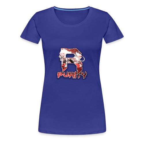 Rose_Purity - Women's Premium T-Shirt