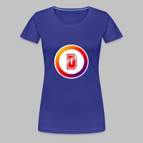 DwillaGaming - Women's Premium T-Shirt
