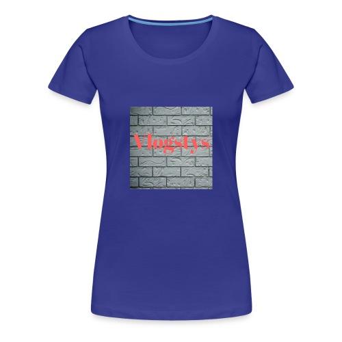Volgstys - Women's Premium T-Shirt