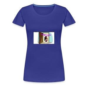 TheFriendlyGamerNextDoor's Shirt!!! - Women's Premium T-Shirt