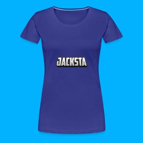 Jacksta - Winter and Autumn - Women's Premium T-Shirt