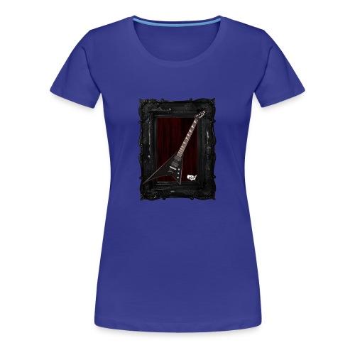 Tshirt_Jackson_Framed_V2 - Women's Premium T-Shirt