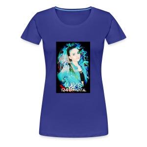 Ruby Is TemperMental - Women's Premium T-Shirt