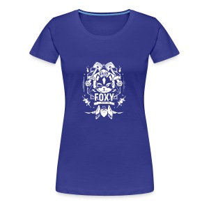 Foxy Racing - Women's Premium T-Shirt