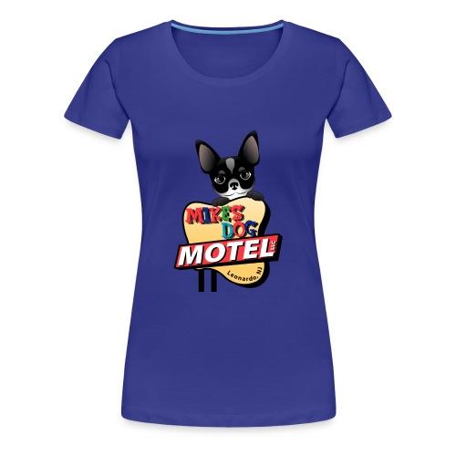 MikesDogMotelLogo - Women's Premium T-Shirt