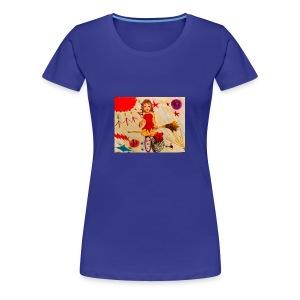Psychobiology Bruja - Women's Premium T-Shirt