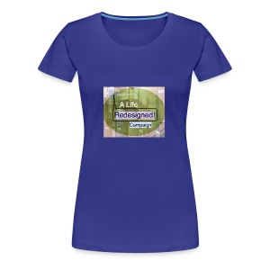 PowerWords secondB - Women's Premium T-Shirt