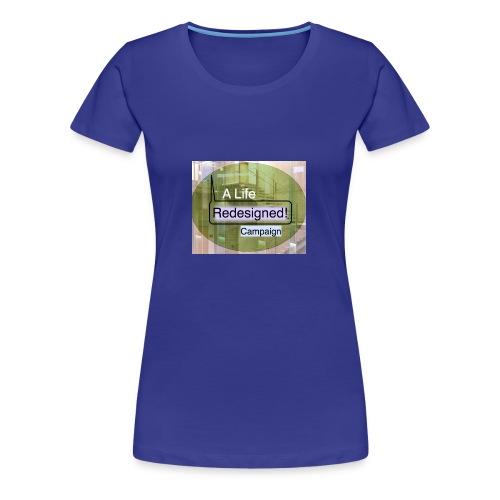 PowerWords secondB - Women's Premium T-Shirt