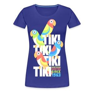 Tiki Room - Women's Premium T-Shirt