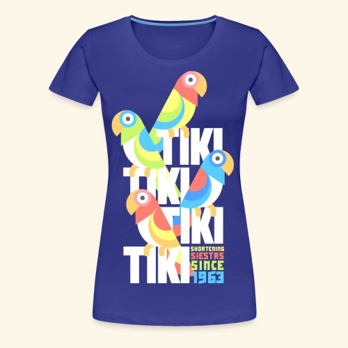Tiki Room - Women's Premium T-Shirt