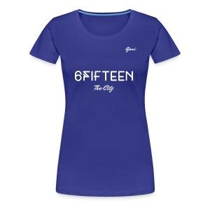 6Fifteen Tee #2 - Women's Premium T-Shirt