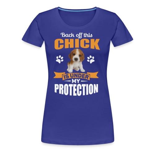 Back - Women's Premium T-Shirt
