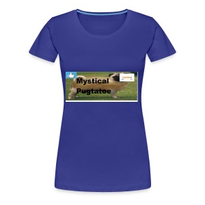 mystical pugtatoe symbol - Women's Premium T-Shirt