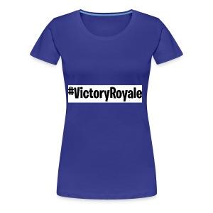 VictoryRoyale - Women's Premium T-Shirt