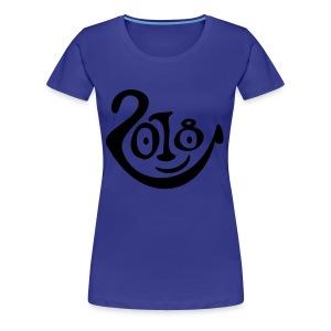 2018 2 - Women's Premium T-Shirt