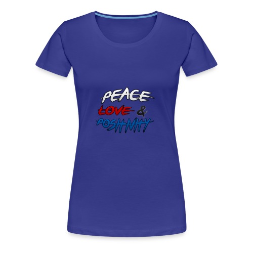 PL&P Logo - Women's Premium T-Shirt