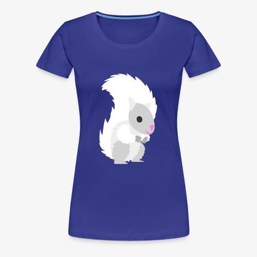 Squirrel - Women's Premium T-Shirt