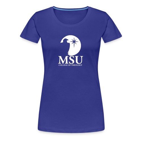 MorningStar College Theology - Women's Premium T-Shirt