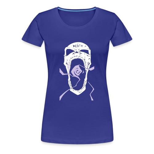 Rage Dead Skull - Women's Premium T-Shirt