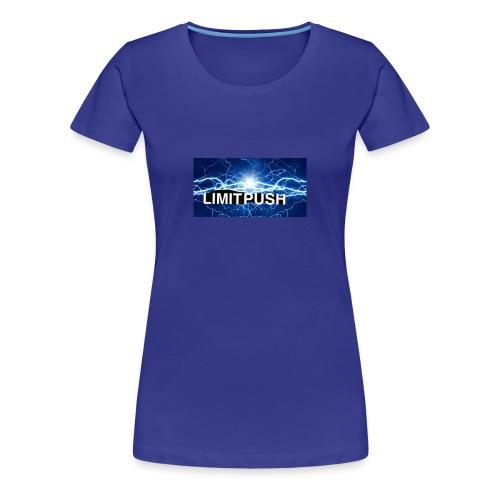 Limit Push - Women's Premium T-Shirt