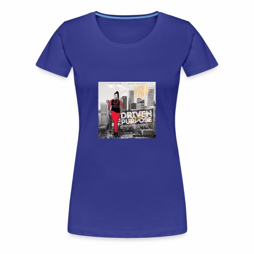 Driven By Purpose - Women's Premium T-Shirt