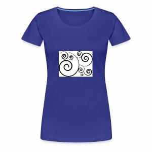 'I just want a Swirly Swirly' - Women's Premium T-Shirt
