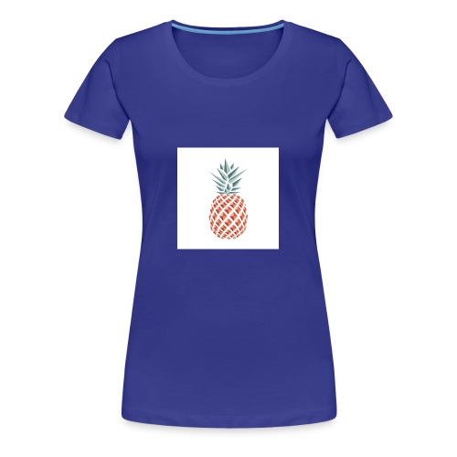 Golden Fruit - Women's Premium T-Shirt