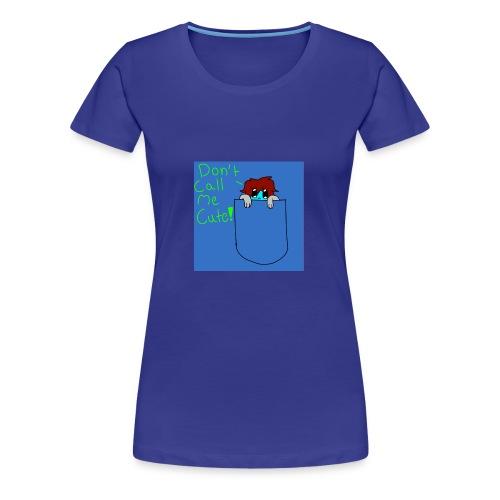 Pocket Am g - Women's Premium T-Shirt