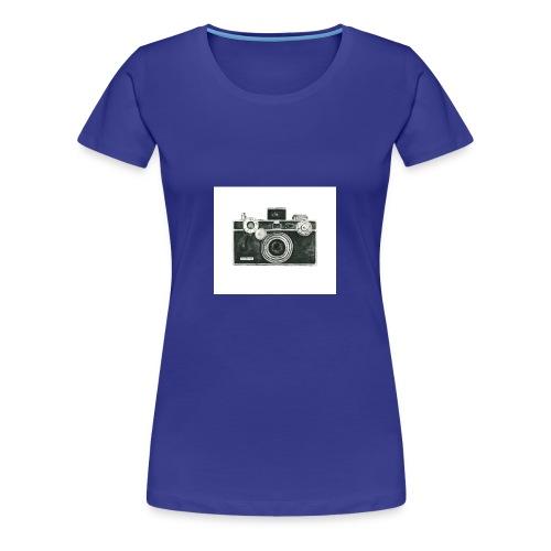 Vintage Camera - Women's Premium T-Shirt