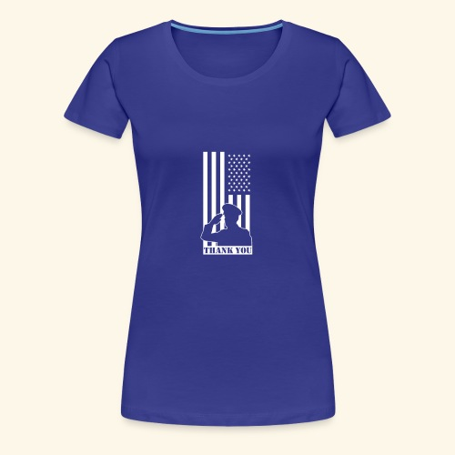 Veterans Day is coming up - Women's Premium T-Shirt
