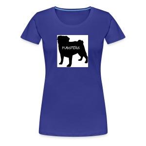 PUGSTERS - Women's Premium T-Shirt
