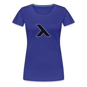 Vixton X Logo - Women's Premium T-Shirt