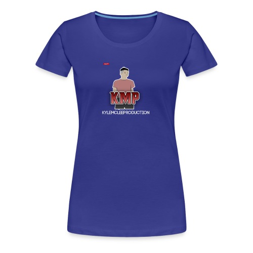 Merch with KylemcleePRODUCTION! - Women's Premium T-Shirt