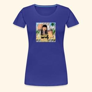 DoubleTrees Offical Logo - Women's Premium T-Shirt