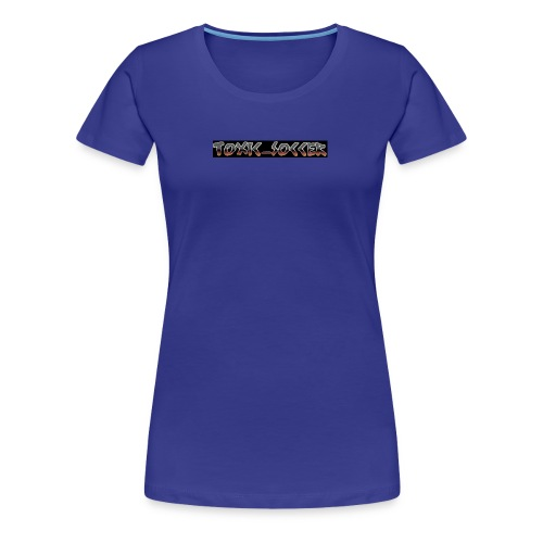 Youtube - Women's Premium T-Shirt