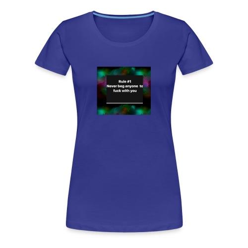 Faxx - Women's Premium T-Shirt