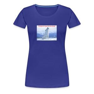 originail logo - Women's Premium T-Shirt
