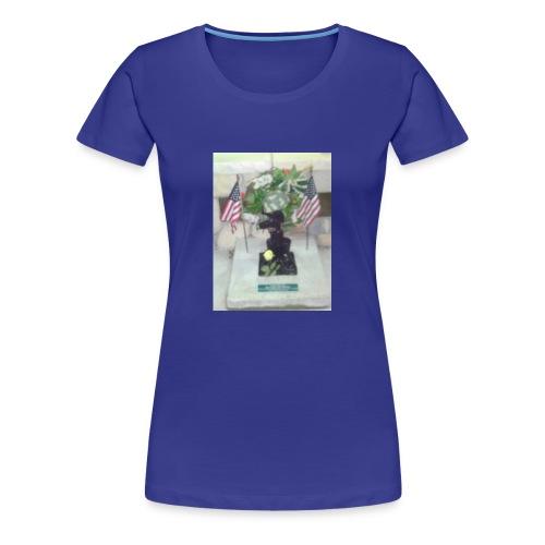 In Memory of the Fallen - Women's Premium T-Shirt