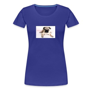 be a super pug savage merch - Women's Premium T-Shirt