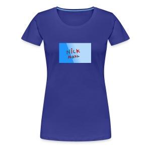 nicknashbrand - Women's Premium T-Shirt