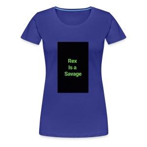 Rex - Women's Premium T-Shirt