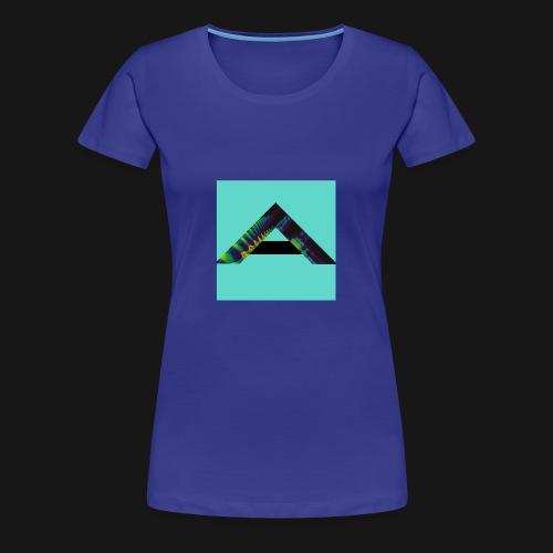 Aurora Logo - Women's Premium T-Shirt