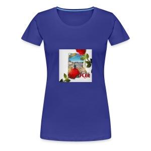 THA REVENGE OF FLEE951506362451409 - Women's Premium T-Shirt
