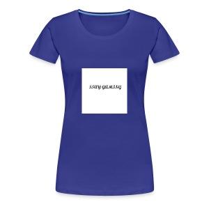 STAY GAMING - Women's Premium T-Shirt