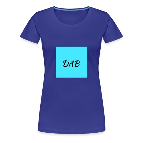 Ocean DAB - Women's Premium T-Shirt