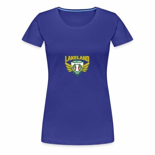 20485ae07d lakeland - Women's Premium T-Shirt