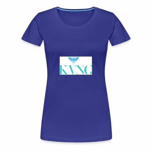 Kvng - Women's Premium T-Shirt