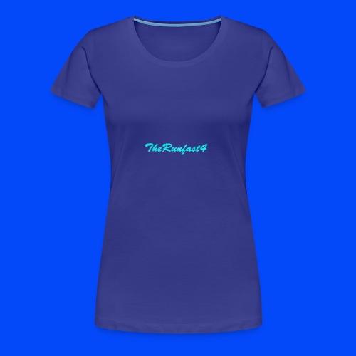 Official Brand - Women's Premium T-Shirt