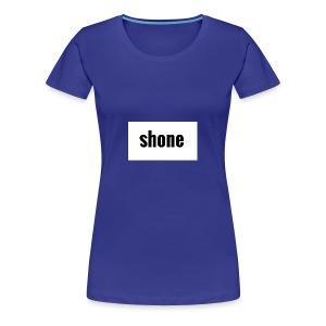 shone - Women's Premium T-Shirt